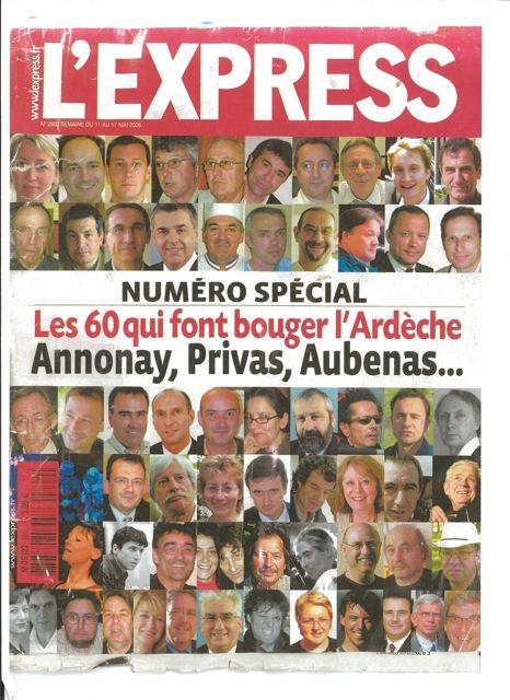 L'express mai 2006-1